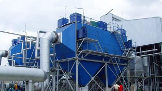 除尘机械设备中布袋式除尘器的产生和发展过程