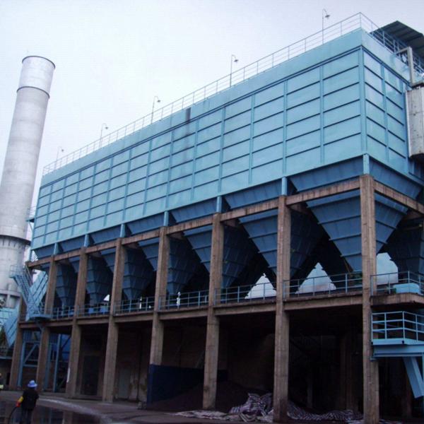 电除尘器厂家-钢厂除尘器工程
