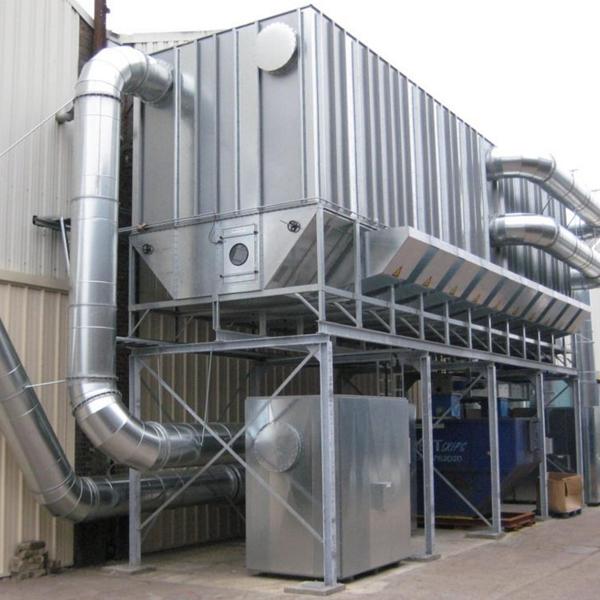电除尘器厂家-垃圾焚烧除尘器工程
