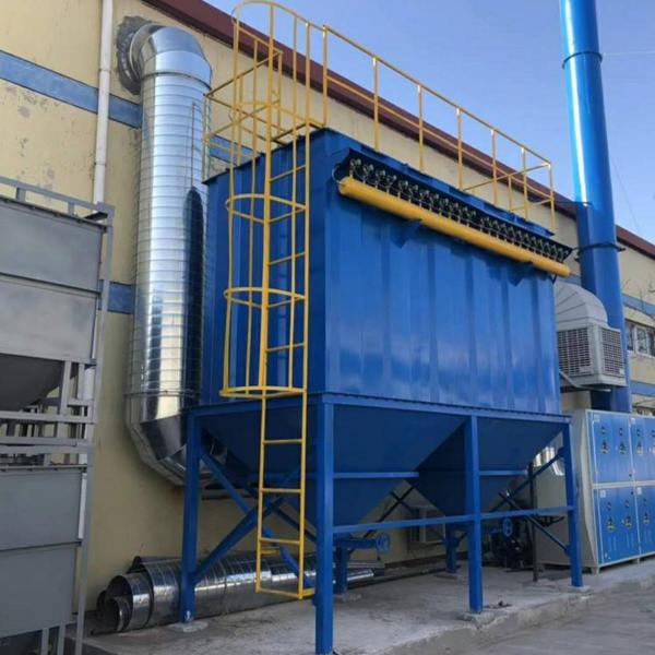 布袋除尘器厂家-静电除尘器工程