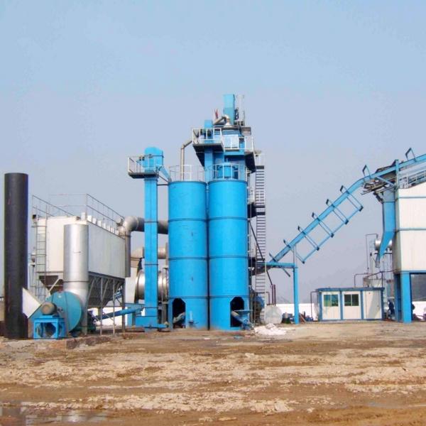 除尘设备厂家-沥青混凝土搅拌除尘工程